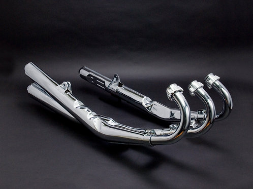 Mach SS500 H1 exhaust system reviving stock on hand