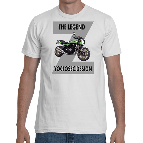 Z900RS Green Heavy Weight T-shirts
