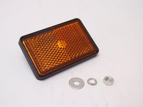 Kawasaki KZ1000MK2 orange reflector