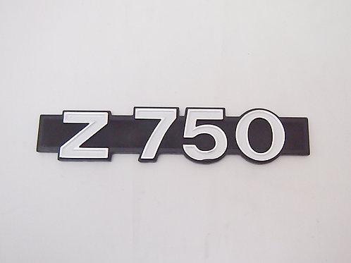 Kawasaki Z750FX-I side cover emblem 1pcs by Doremi Japan