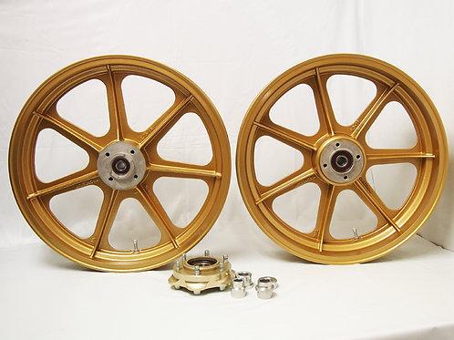 Morris mag wheel