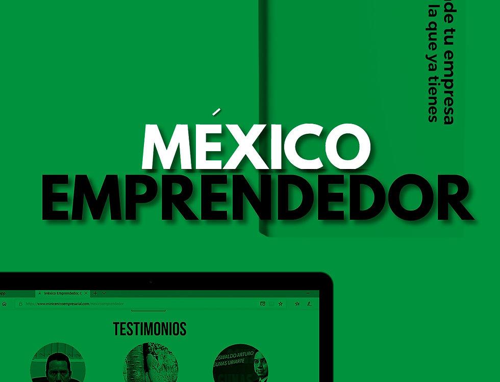 PROGRAMA AMÉRICA EMPRENDEDOR O MÉXICO EMPRENDEDOR