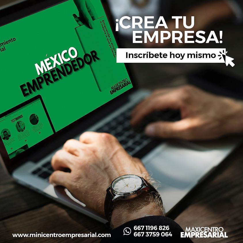 Conferencia Un México Más Emprendedor