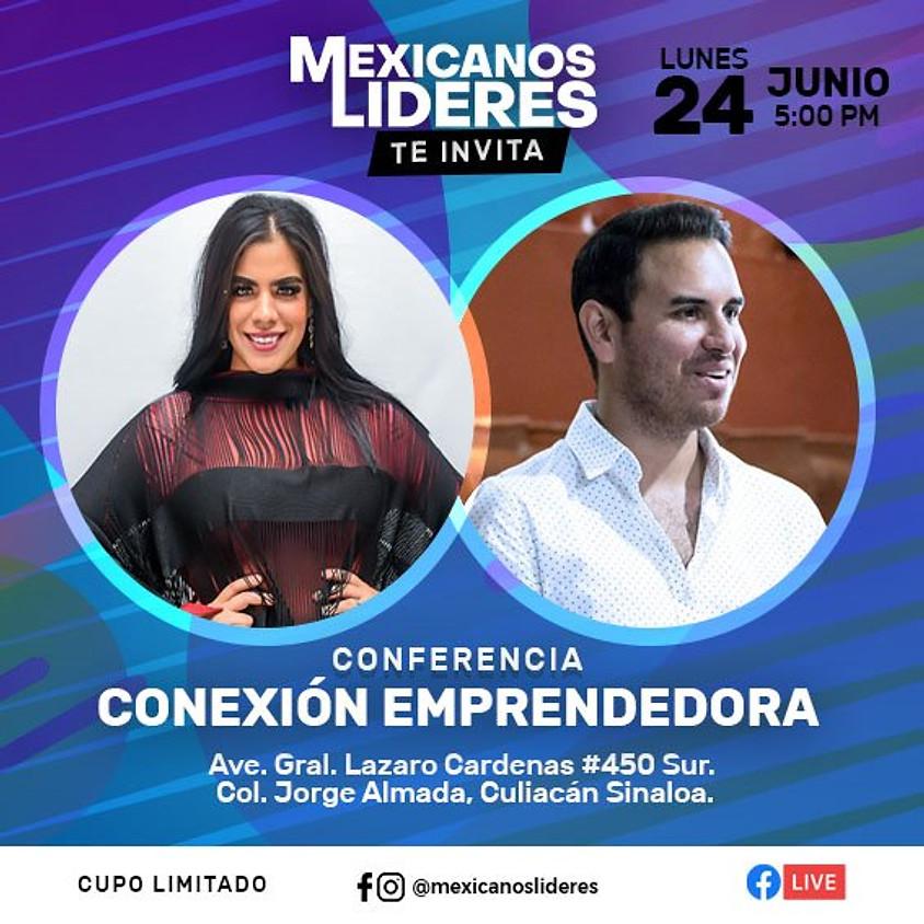 Conferencia: Mexicanos Líderes.