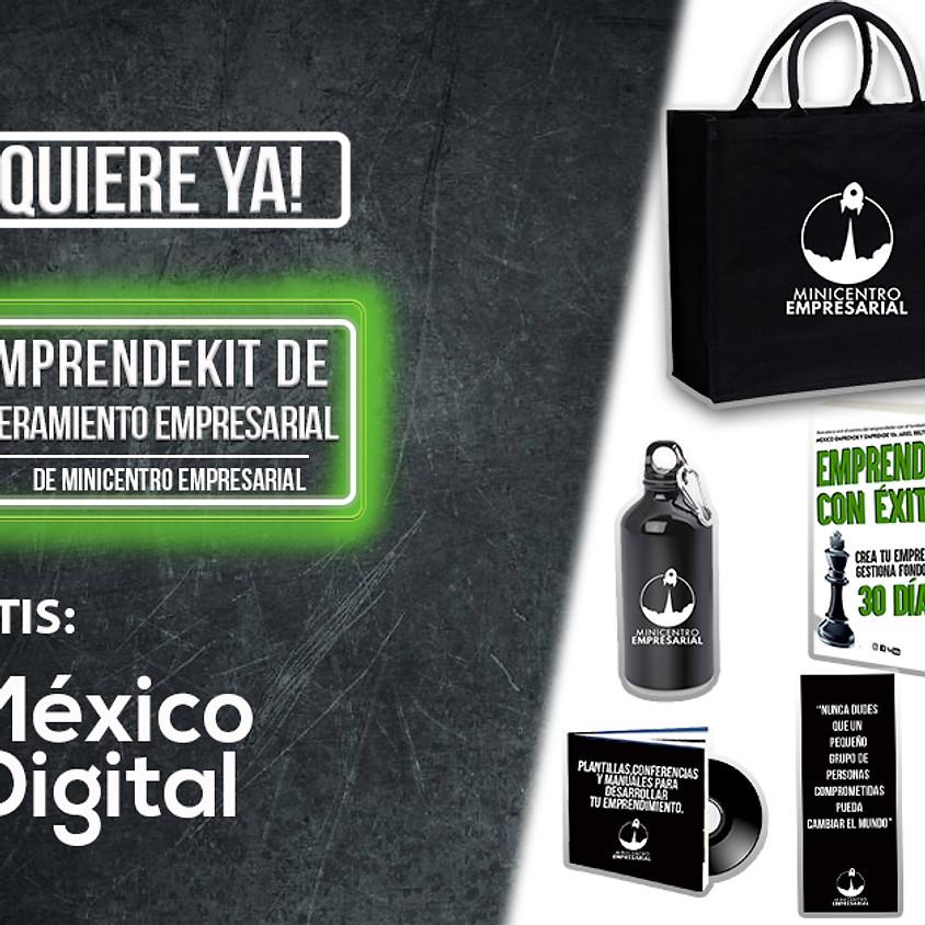 Licencia Empresarial de MiniCentro Empresarial.