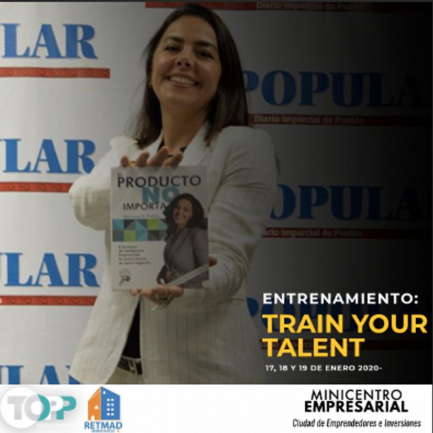 Entrenamiento: Train Your Talent