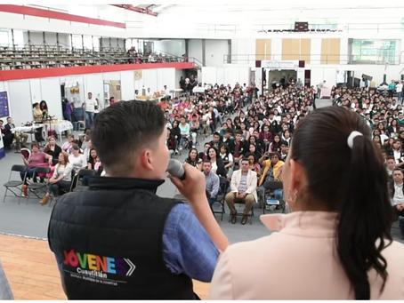 H. Ayuntamiento de Cuautitlan y MiniCentro Empresarial organizan Feria de Emprendedores Edo.Mex.