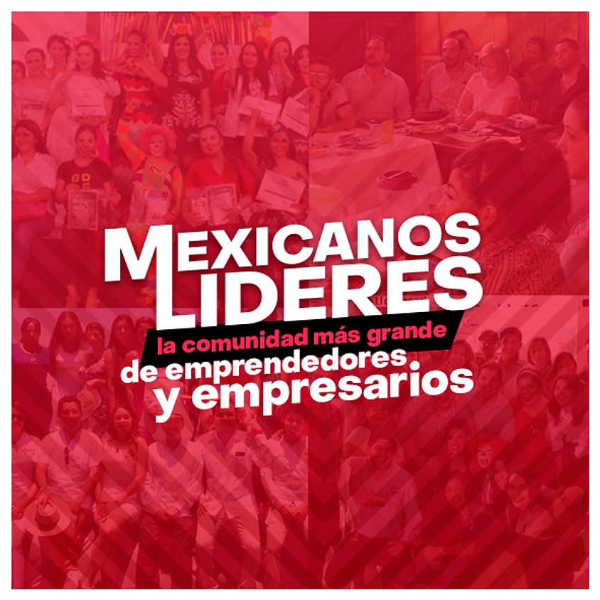 Súmate como Patrocinador de Mexicanos Líderes.