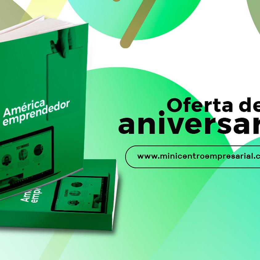 Presencial de America Emprendedor o México Emprendedor