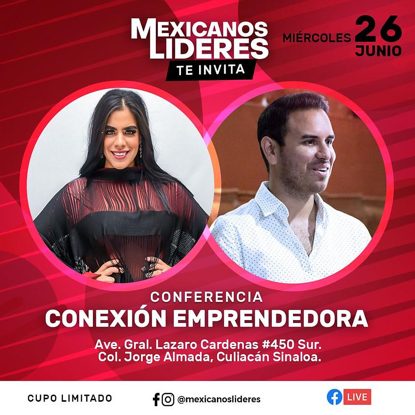 Conferencia: Mexicanos Líderes y Tendencias de Negocios