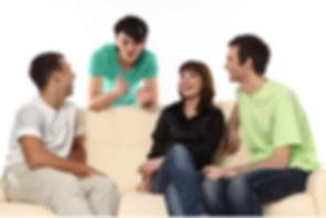 Разговорный интернсив в языковом центре Lingua-Nova