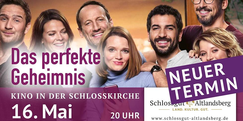 NEUER TERMIN 16.5.!! Kino in der Schlosskirche: Das perfekte Geheimnis