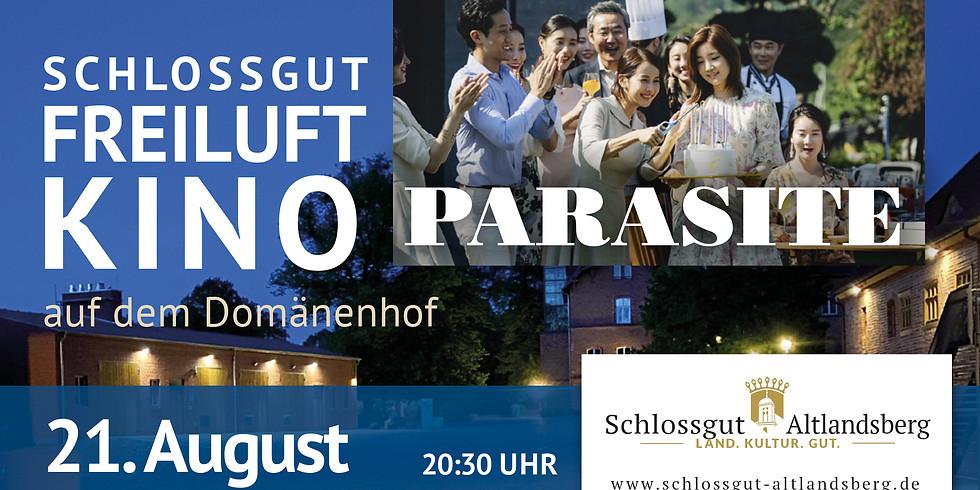 Schlossgut-Freiluftkino: Parasite