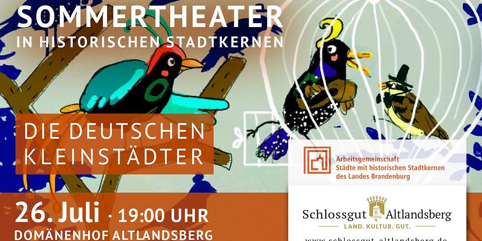 Theater 89: Die deutschen Kleinstädter