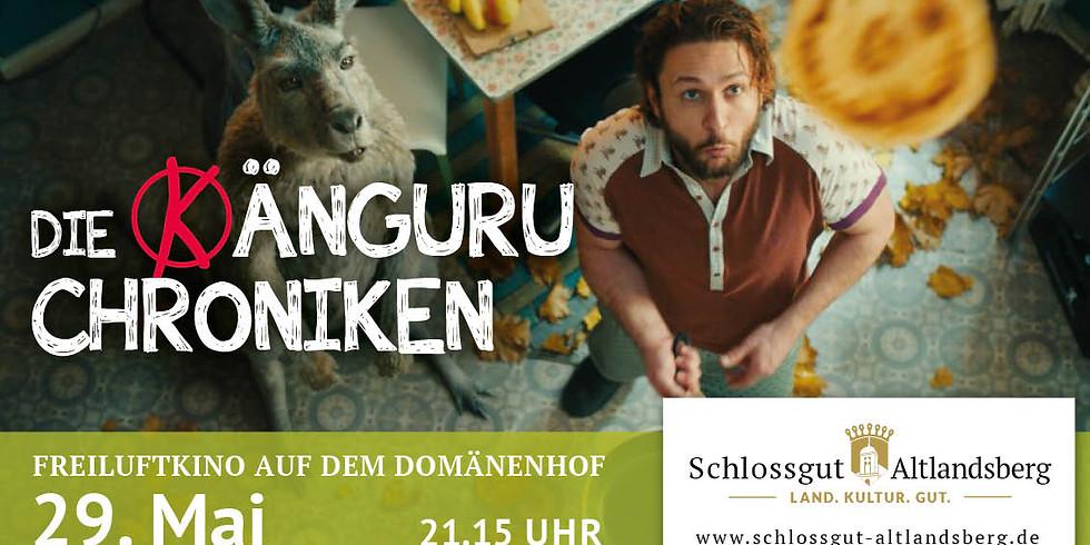 """Freiluftkino: """"Die Känguru-Chroniken"""""""