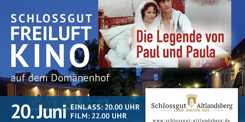 Freiluftkino: Die Legende von Paul und Paula