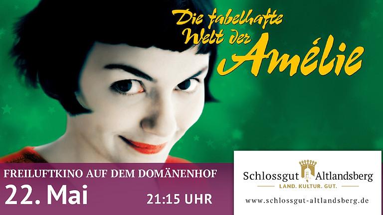 Freiluftkino: Die fabelhafte Welt der Amélie