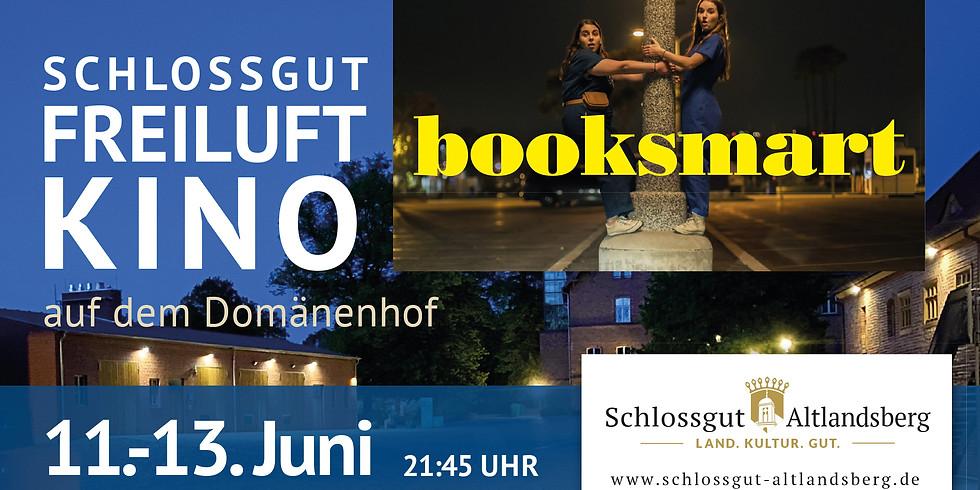 Schlossgut-Freiluftkino: Booksmart