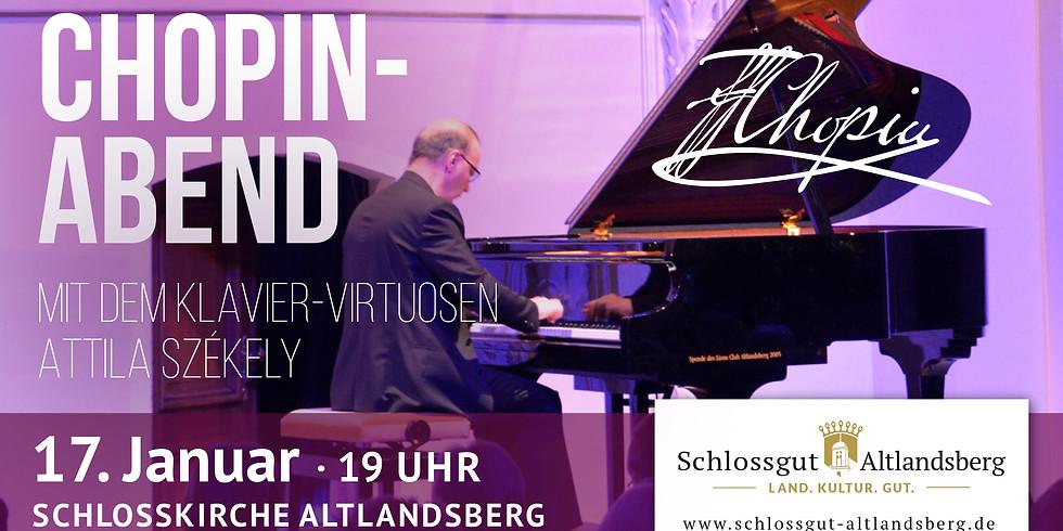 Chopin-Abend mit Pianist Attila Székely