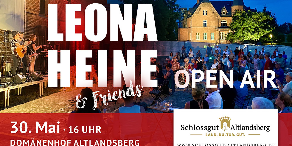 Leona Heine - Open Air