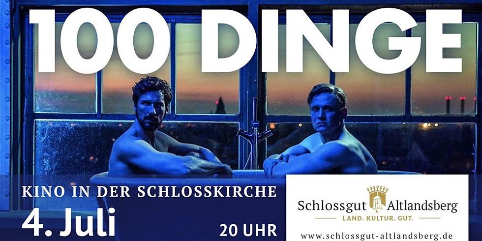 Kino in der Schlosskirche: 100 Dinge