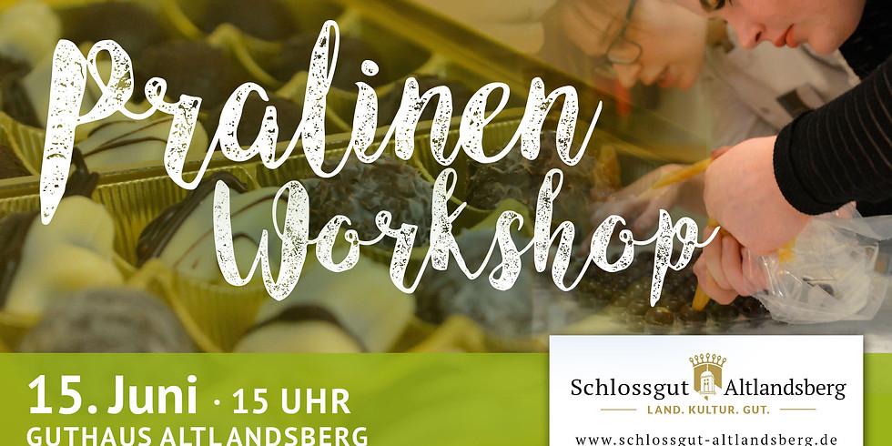 Pralinen-Workshop Sommer-Versuchung