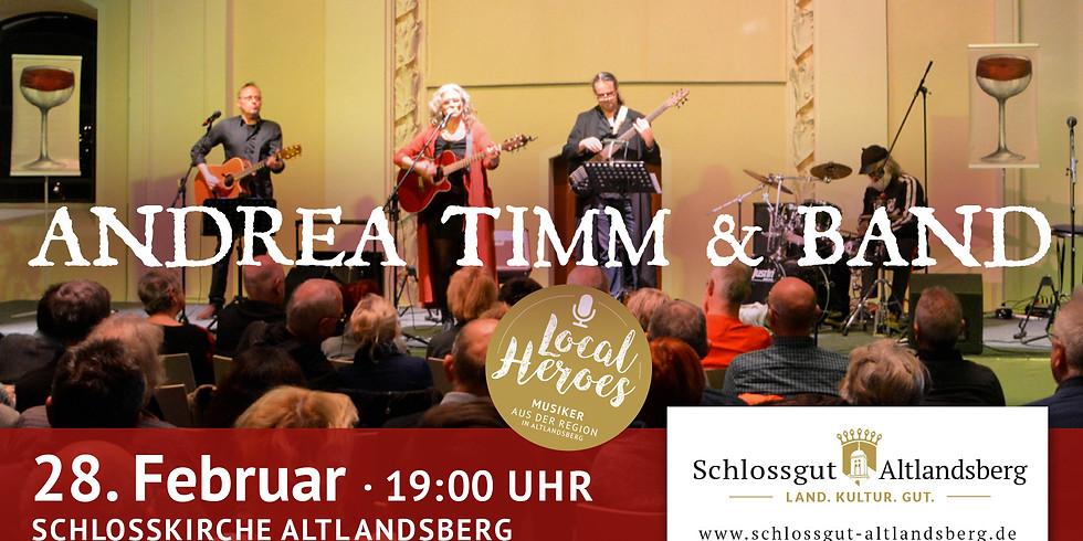 Andrea Timm & Band