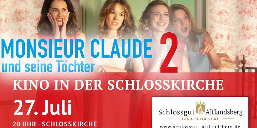 Kino in der Schlosskirche: Monsieur Claude 2