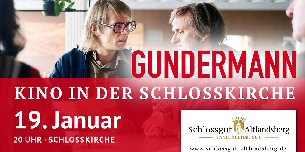 Kino in der Schlosskirche: Gundermann