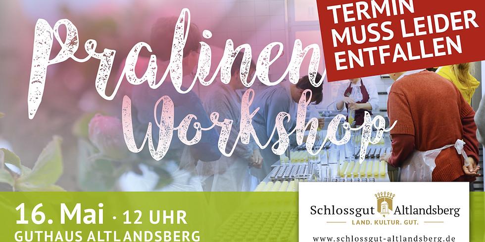 TERMIN ENTFÄLLT! Pralinen-Workshop