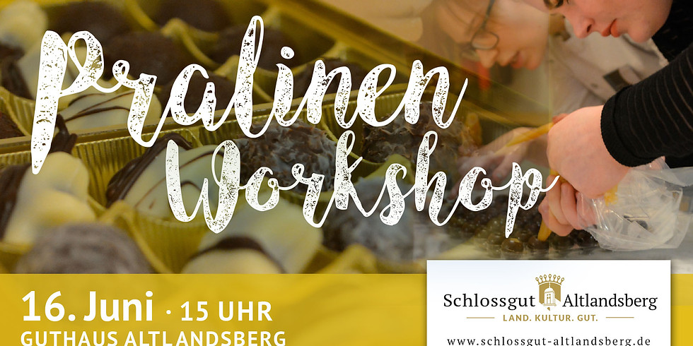 Pralinen-Workshop Sommer-Versuchung 2