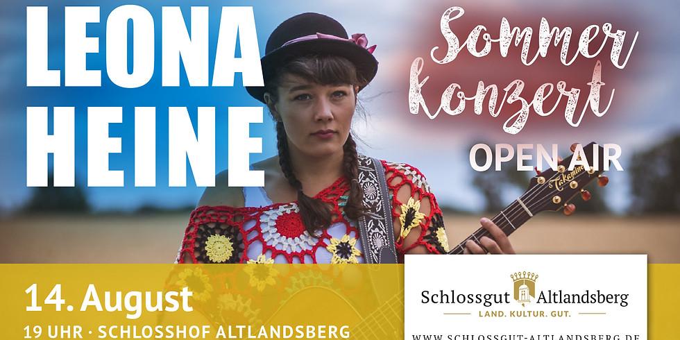 Leona Heine & Friends - Das Sommerkonzert