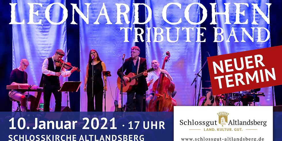 VERSCHOBEN! Leonard Cohen Tribute Band