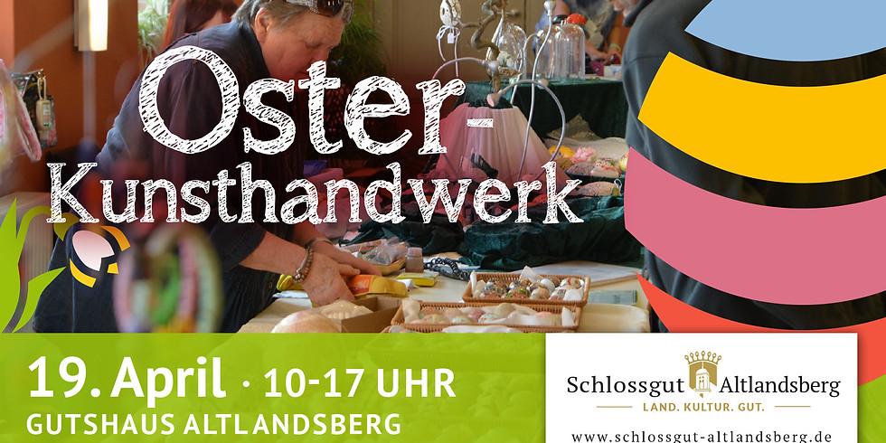 Ausstellung Ostereier-Kunsthandwerk