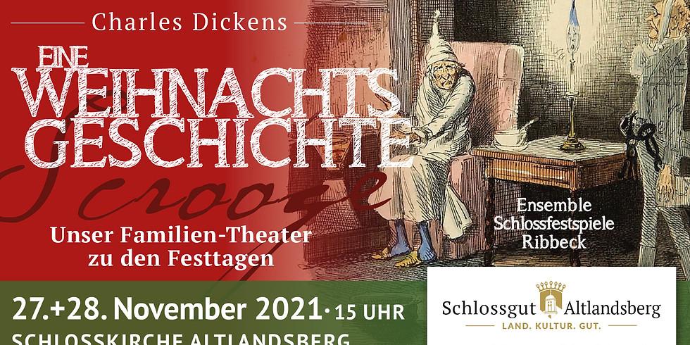 Festtags-Theater: Eine Weihnachtsgeschichte