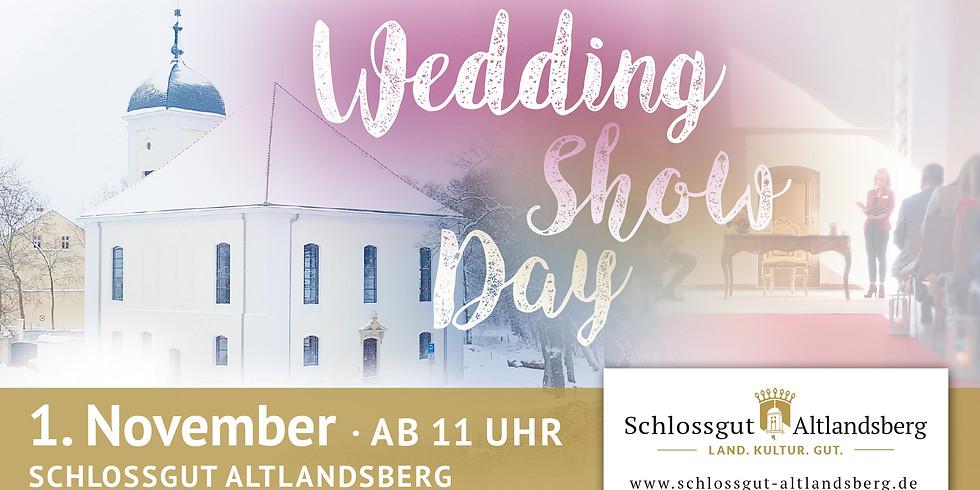 The Wedding Show Day im Winterzauber