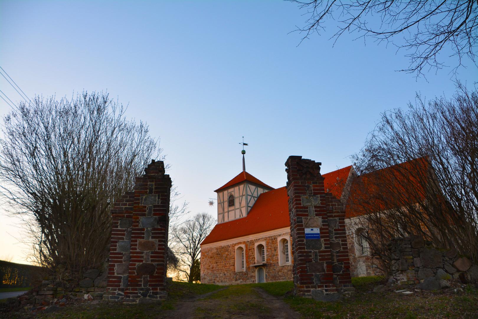 Dorfkirche Gielsdorf