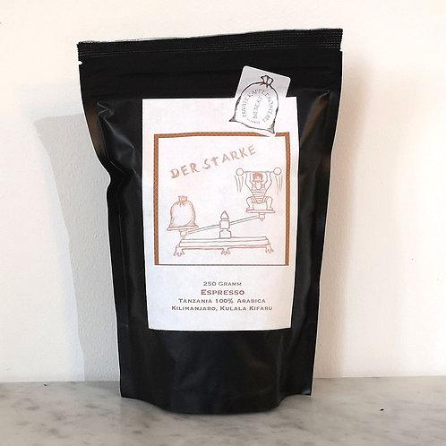 Kaffee - der Starke
