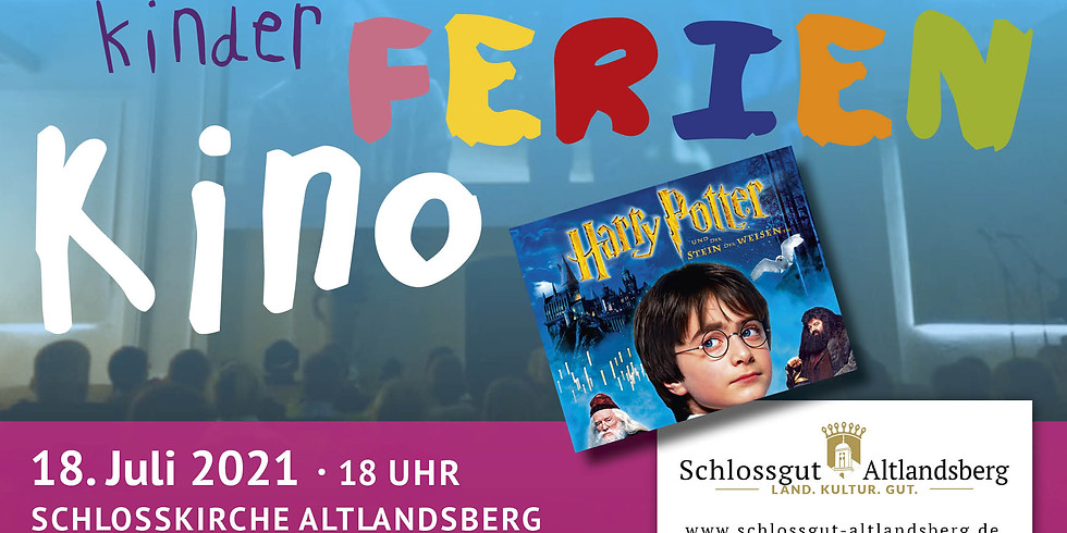Ferienkino: Harry Potter und der Stein der Weisen