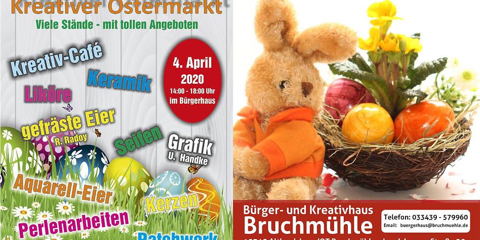 Kreativer Ostermarkt
