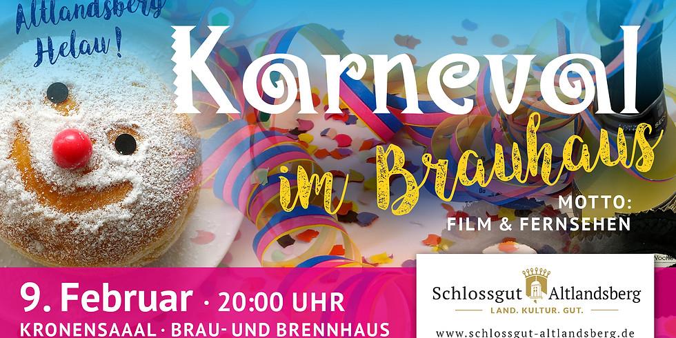 Karneval im Brauhaus
