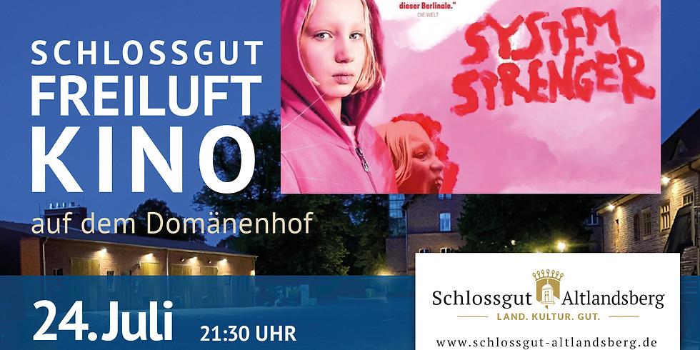 Schlossgut-Freiluftkino: Systemsprenger