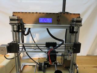 Custom Prusa i3 3D Printer
