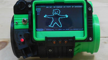 Pipboy 3000 Arm Mounted Computer