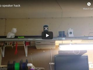 Amazon Echo Speaker Mod