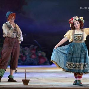 """""""Hänsel und Gretel"""" E. Humperdinck - Hänsel Teatro Lirico di Cagliari 2019"""