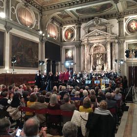 """""""Juditha Triumphans"""" Ozias - A.Vivaldi - Festival di Venezia di Vivaldi - Modo Antiquo FMSardelli - Aurora Faggioli Mezzosoprano"""