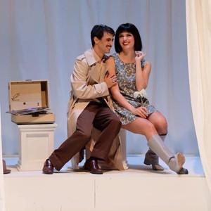 """""""Il barbiere di Siviglia"""" G.Rossini - Rosina Teatro dell'Opera Giocosa Savona 2018"""