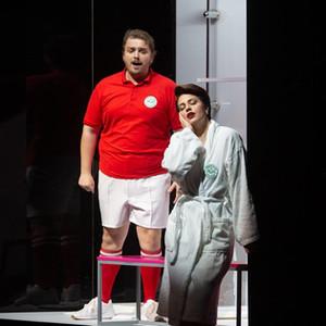 """""""Il viaggio a Reims"""" G.Rossini - Marchesa Melibea Ópera de Tenerife 2018"""