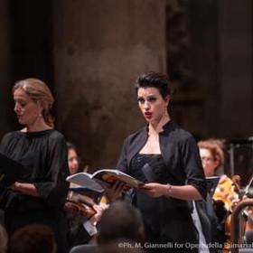 """""""Stabat Mater"""" G.Rossini - Cattedrale di Pisa 2019 - Orchestra Haydn - Aurora Faggioli Mezzosoprano"""